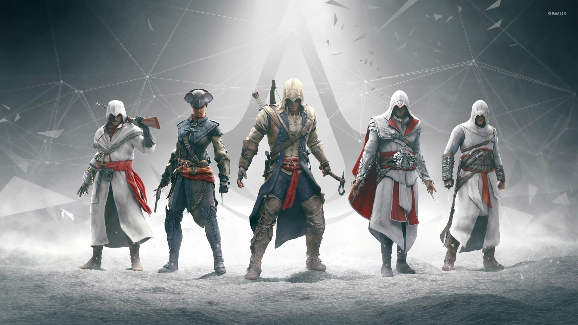 Assassins Creed Brotherhood 3 Wallpaper Game