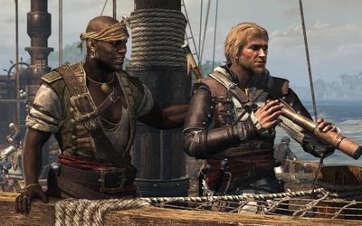 Assassin's Creed IV: Black Flag [26] wallpaper