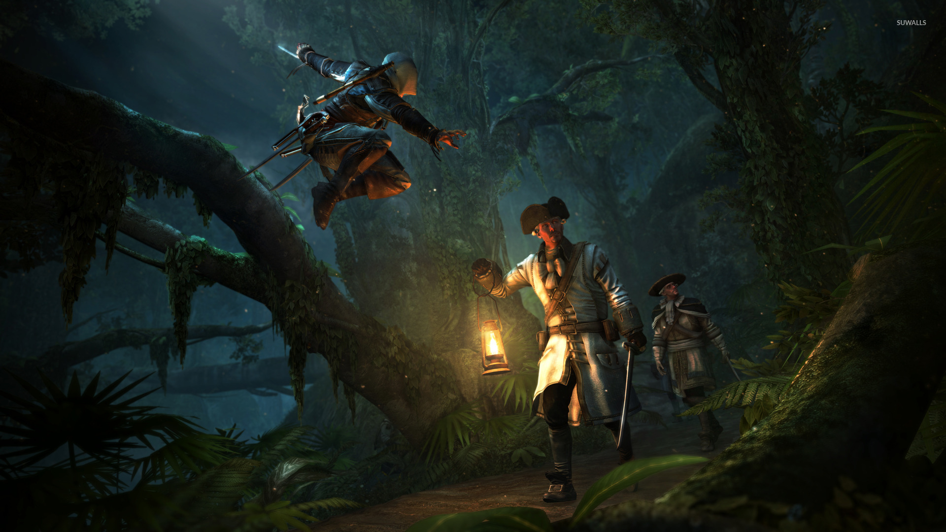 Download The Assassin S Creed Iv Black Flag Wallpapers: Assassin's Creed IV: Black Flag [14] Wallpaper