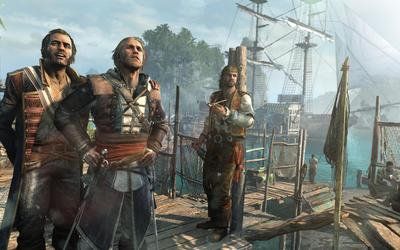 Assassin's Creed IV: Black Flag [22] wallpaper