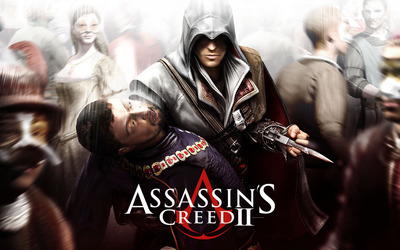 Assassin's Creed 2 [4] wallpaper