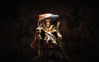 Assassin's Creed 3 wallpaper