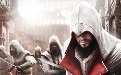Assassin's Creed [5] wallpaper