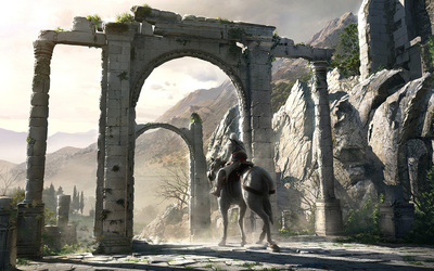 Assassin's Creed [2] wallpaper