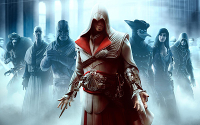 Assassin's Creed: Brotherhood wallpaper