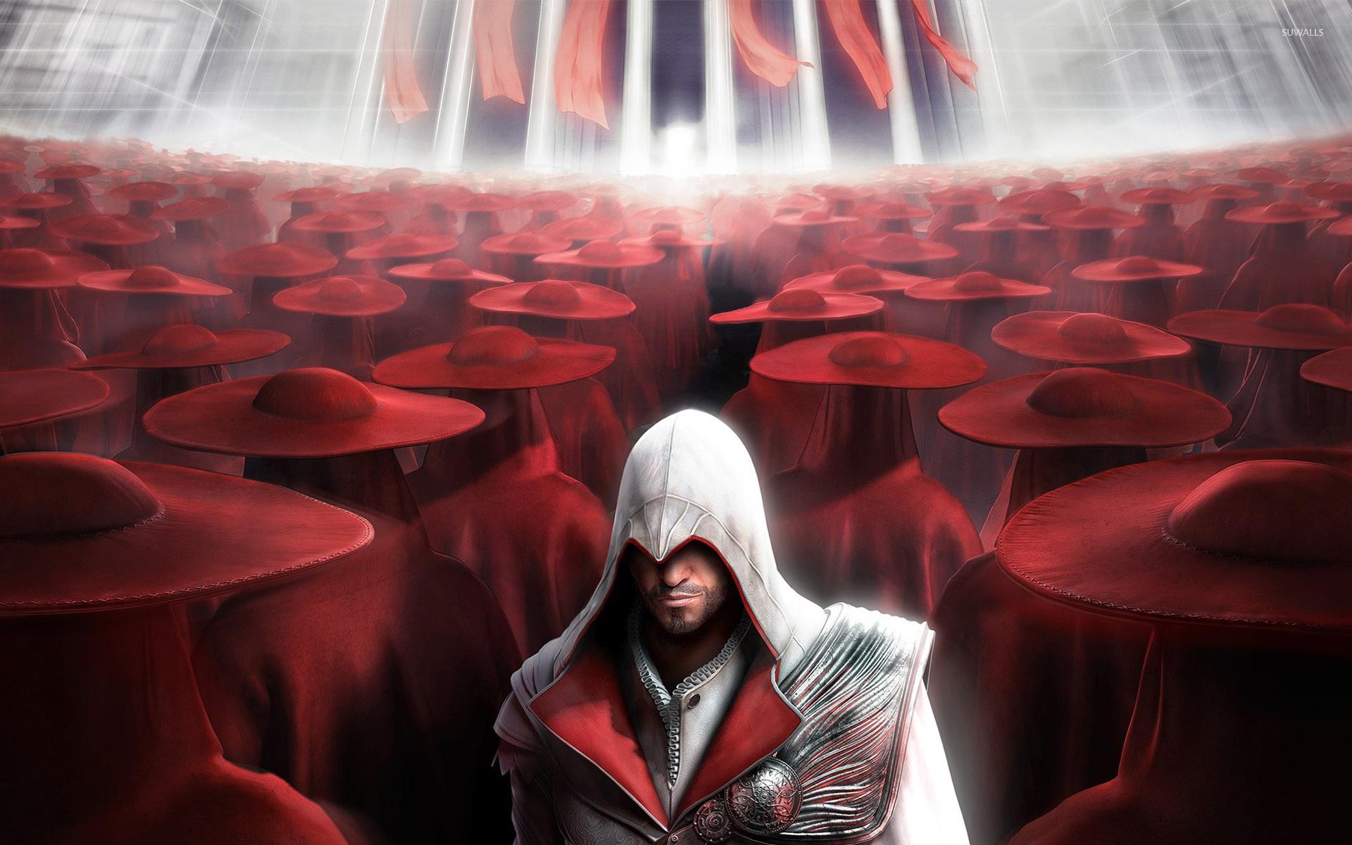 Assassins Creed Brotherhood 2 Wallpaper Game