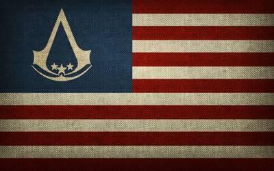 Assassin's Creed flag wallpaper