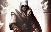Assassin's Creed II [4] wallpaper 2560x1440 jpg
