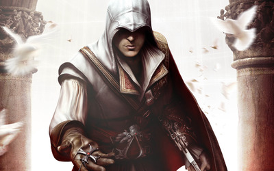 Assassin's Creed II [4] wallpaper
