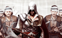 Assassin's Creed II [5] wallpaper 2560x1440 jpg