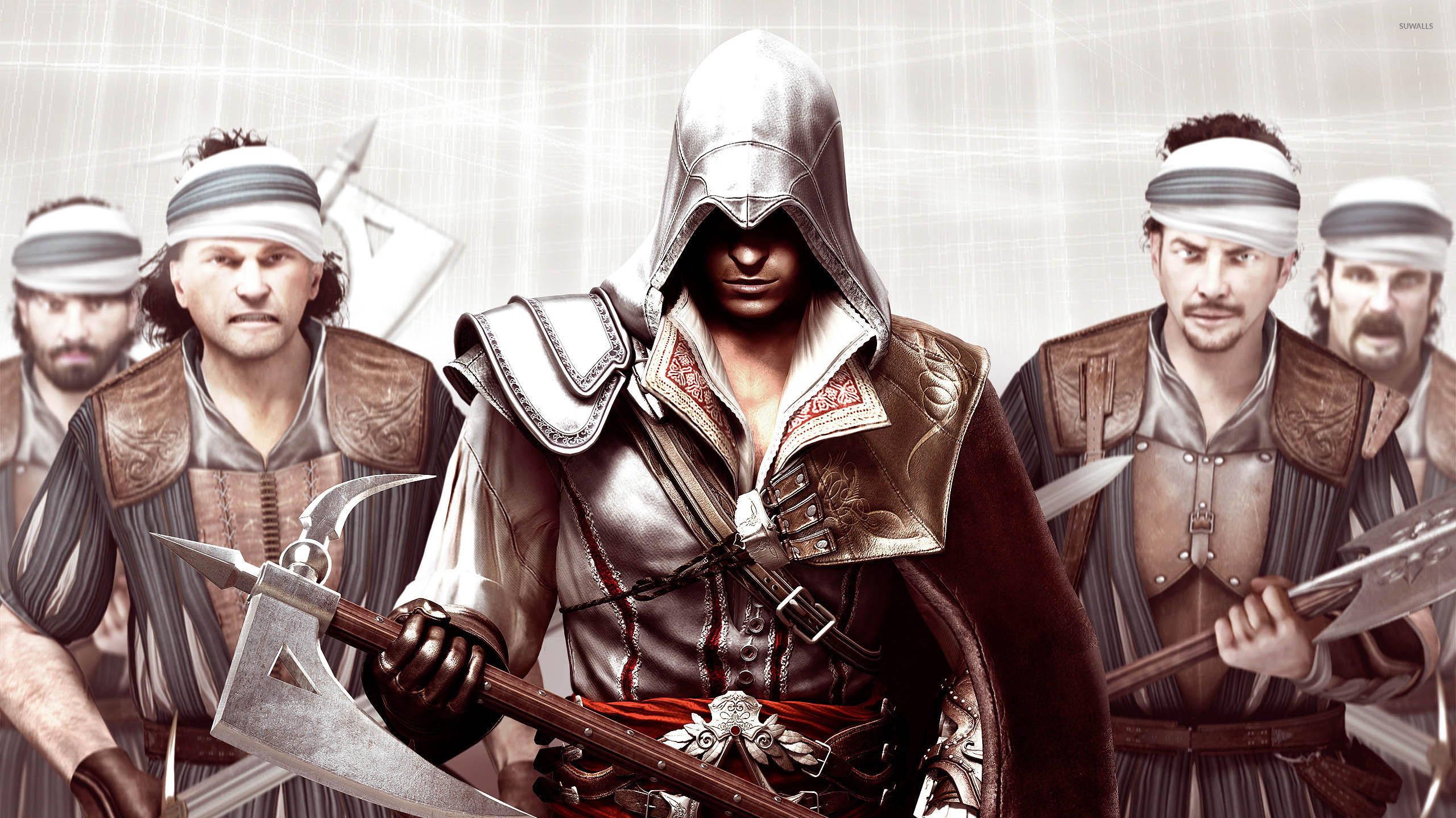 Assassin S Creed Ii 5 Wallpaper Game Wallpapers 40299