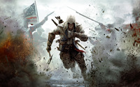 Assassin's Creed III wallpaper 2560x1600 jpg