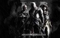 Assassin's Creed III [3] wallpaper 1920x1080 jpg