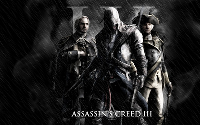 Assassin's Creed III [3] wallpaper