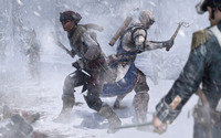 Assassin's Creed III [12] wallpaper 1920x1200 jpg