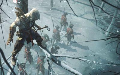 Assassin's Creed III [6] wallpaper