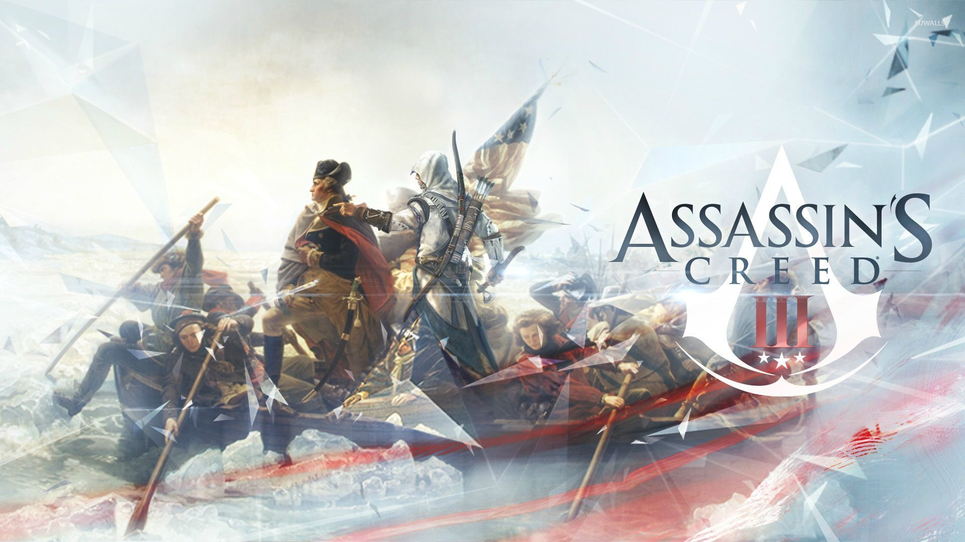 Assassins Creed III 9 Wallpaper