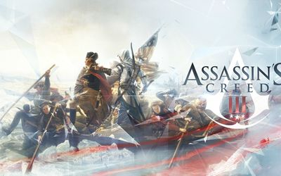 Assassin's Creed III [9] wallpaper