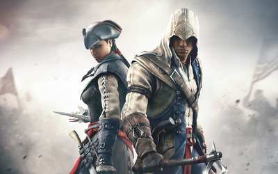 Assassin's Creed III [10] wallpaper