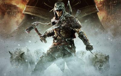 Assassin's Creed III [7] wallpaper