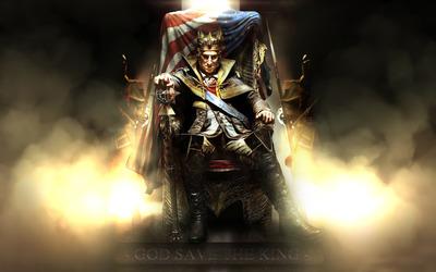 Assassin's Creed III: The Tyranny of King Washington wallpaper