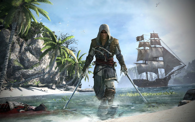 Assassin's Creed IV: Black Flag [2] wallpaper
