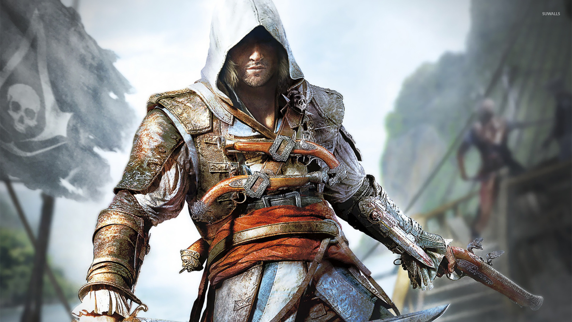 Download The Assassin S Creed Iv Black Flag Wallpapers: Assassin's Creed IV: Black Flag [6] Wallpaper