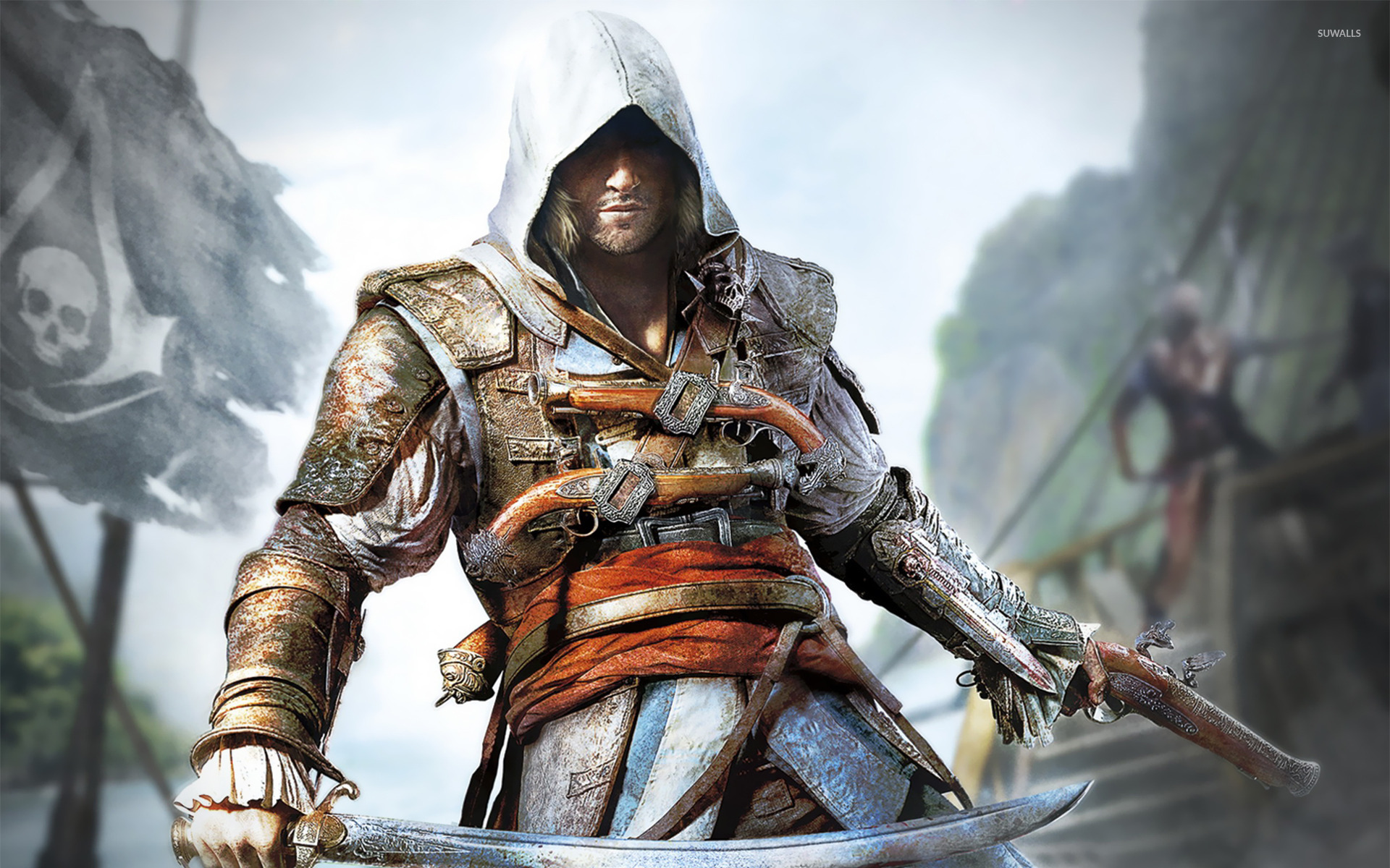 Assassin's Creed IV: Black Flag [6] wallpaper - Game ...