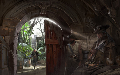 Assassin's Creed IV: Black Flag [18] wallpaper