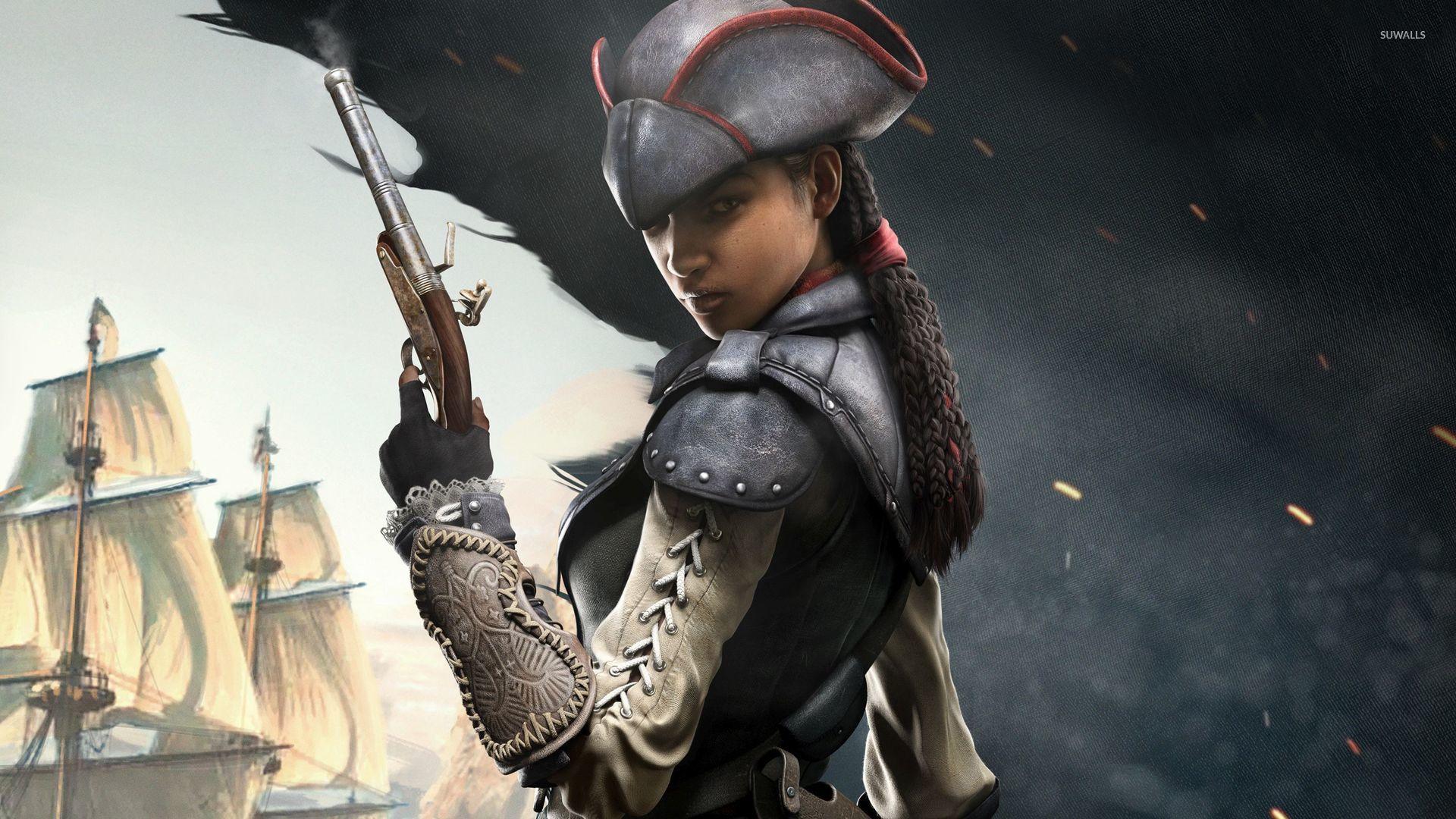 Assassin's Creed IV: Black Flag [23] Wallpaper