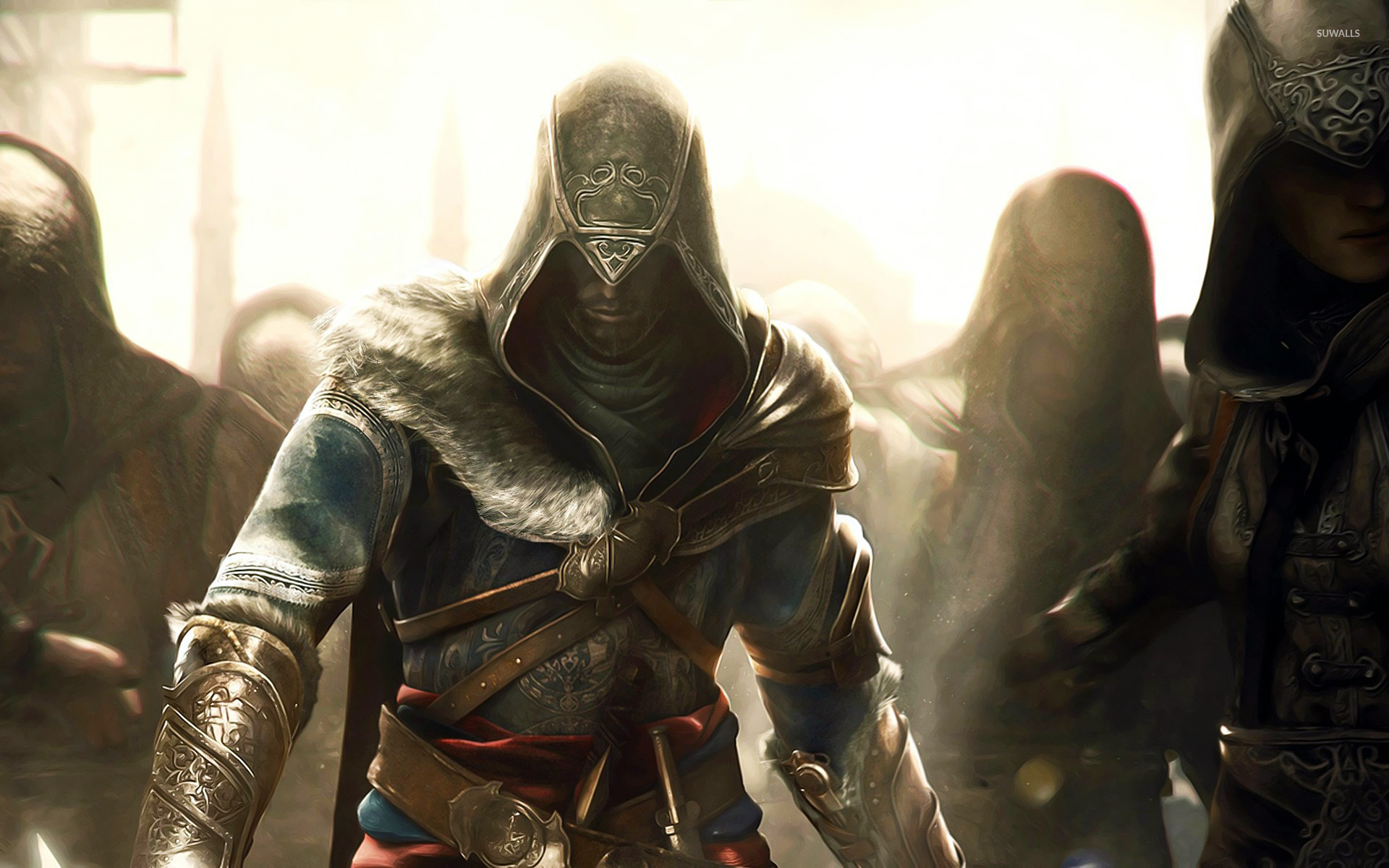 Assassins Creed Revelations 8 Wallpaper Game