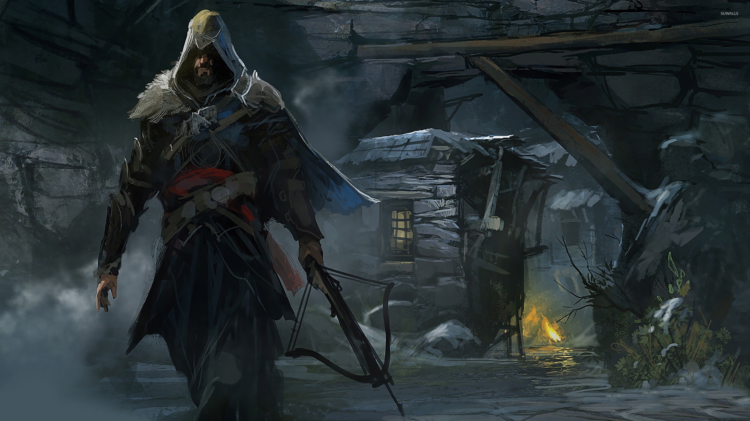 Assassin S Creed Revelations 11 Wallpaper Game Wallpapers