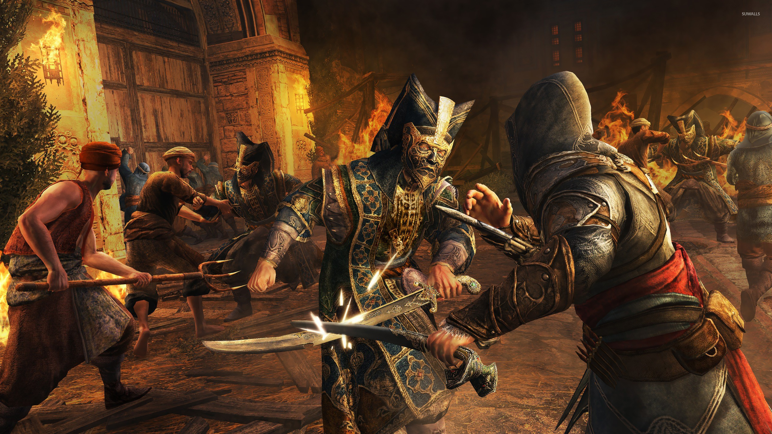 Good Wallpaper Minecraft Assassin - assassins-creed-revelations-18892-2560x1440  HD_425455.jpg