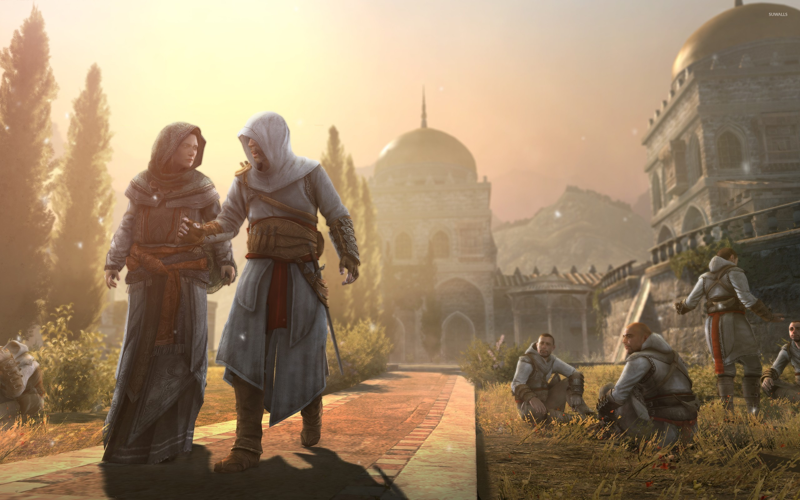 Assassins Creed Revelations 15 Wallpaper Game