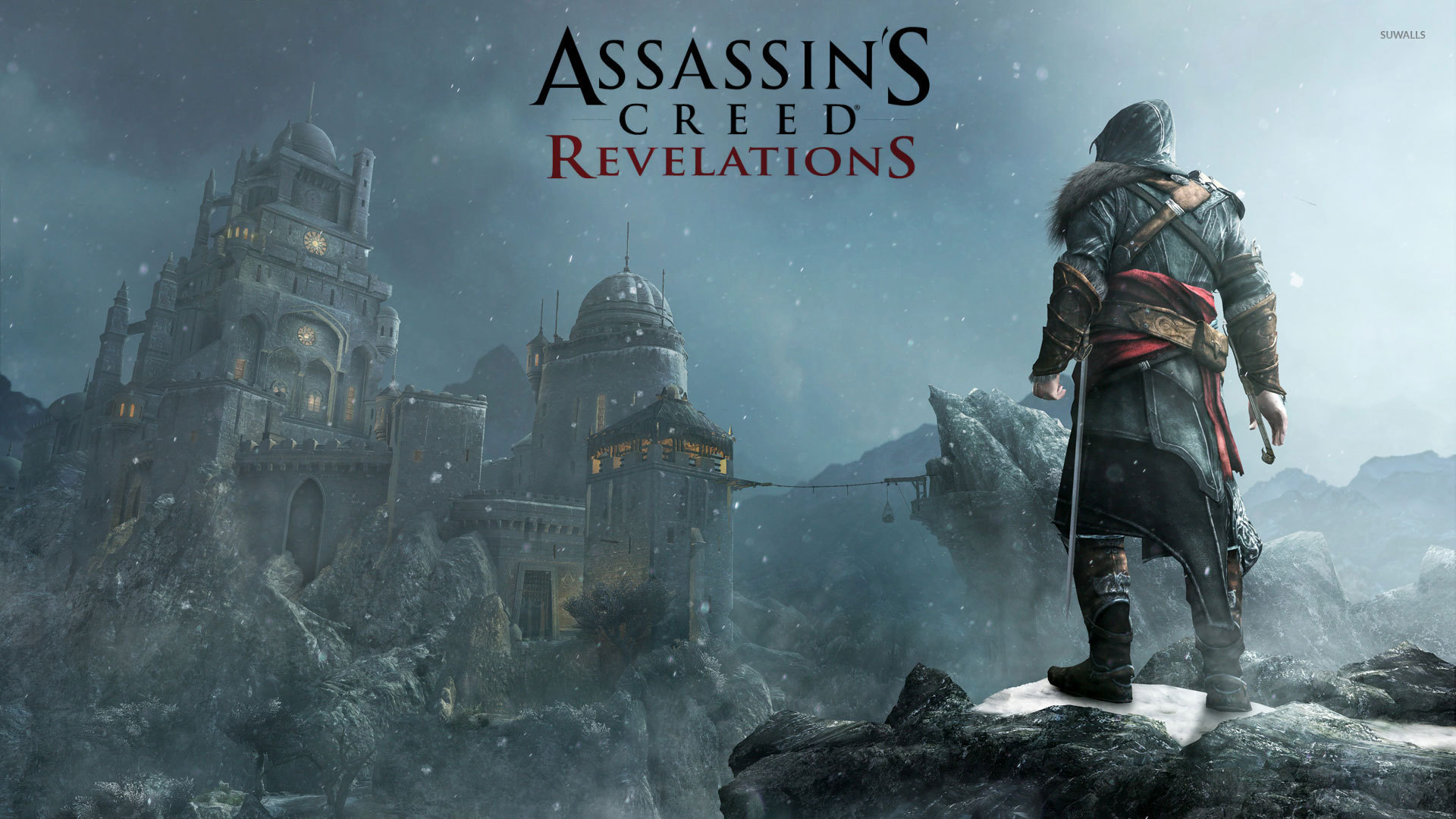 Assassin S Creed Revelations 3 Wallpaper Game Wallpapers 6018