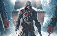 Assassin's Creed Rogue wallpaper 2880x1800 jpg