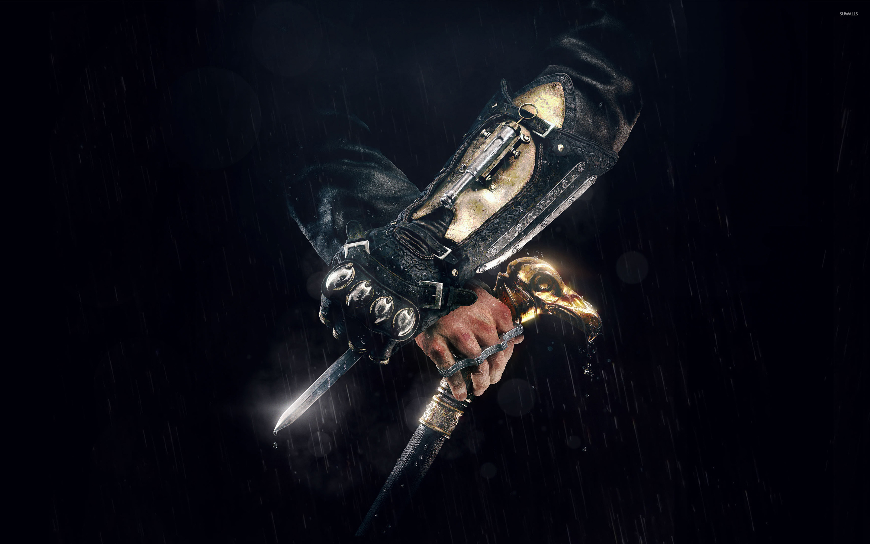 Assassins Creed Syndicate HD Desktop Wallpaper for Wide