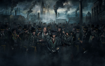 Assassin's Creed Syndicate [4] wallpaper