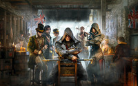 Assassin's Creed Syndicate [2] wallpaper 2880x1800 jpg