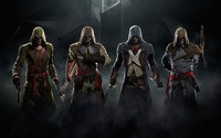 Assassin's Creed Unity [4] wallpaper 2880x1800 jpg