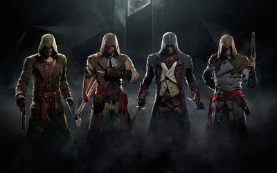 Assassin's Creed Unity [4] wallpaper