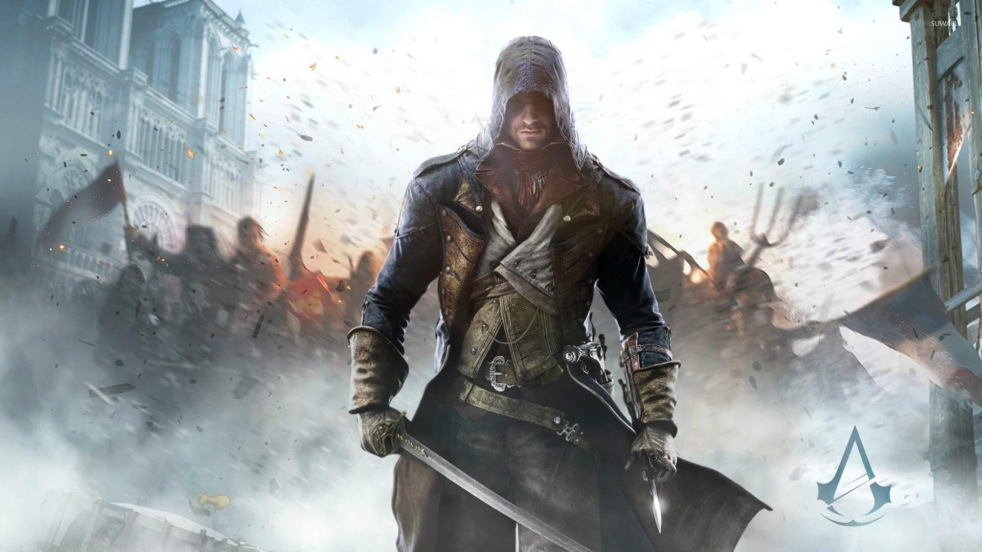 Assassin S Creed Unity 3 Wallpaper Game Wallpapers 31032