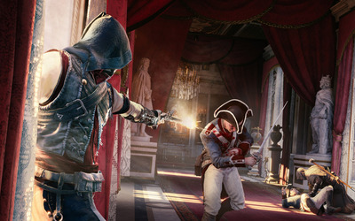 Assassin's Creed Unity [9] wallpaper