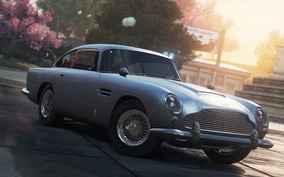 Aston Martin DB5 Vantage - Need for Speed: Most Wanted wallpaper