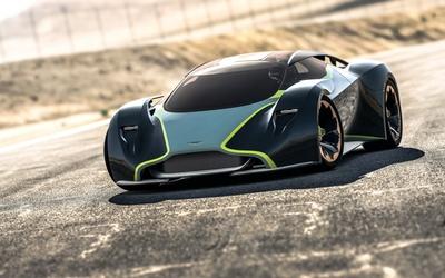 Aston Martin DP-100 Vision - Gran Turismo 6 wallpaper