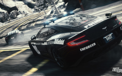 Aston Martin Vanquish - Need for Speed: Rivals wallpaper