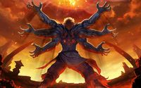 Asura's Wrath [2] wallpaper 1920x1080 jpg