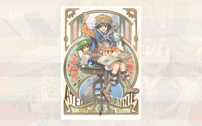Atelier Annie: Alchemists of Sera Island [2] wallpaper