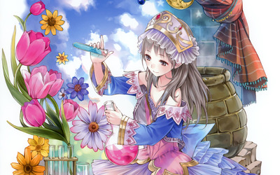 Atelier Totori: The Adventurer of Arland [2] wallpaper