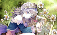Atelier Totori: The Adventurer of Arland wallpaper 1920x1200 jpg